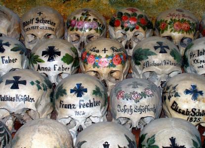 Top 14 Creepy Monuments Erected With Human Bones And Skulls-13
