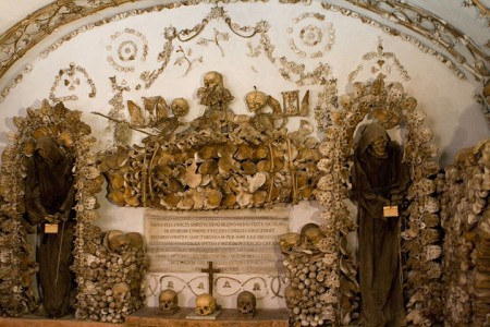 Top 14 Creepy Monuments Erected With Human Bones And Skulls-16
