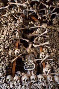 Top 14 Creepy Monuments Erected With Human Bones And Skulls-2
