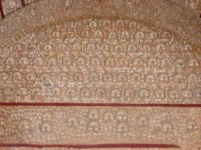Top 14 Creepy Monuments Erected With Human Bones And Skulls-25