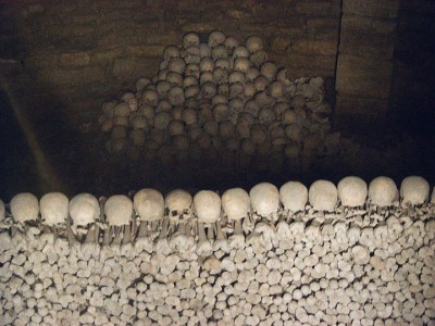 Top 14 Creepy Monuments Erected With Human Bones And Skulls-26