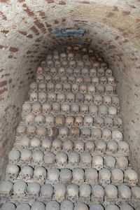 Top 14 Creepy Monuments Erected With Human Bones And Skulls-30