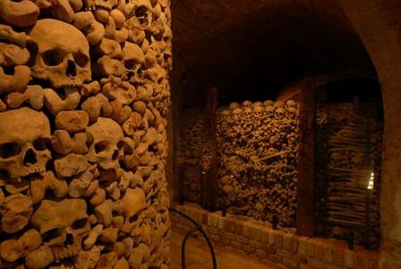 Top 14 Creepy Monuments Erected With Human Bones And Skulls-31