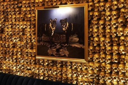 Top 14 Creepy Monuments Erected With Human Bones And Skulls-35