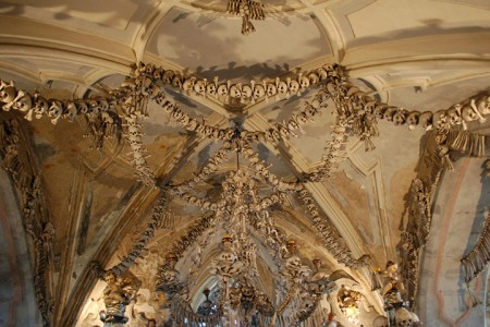 Top 14 Creepy Monuments Erected With Human Bones And Skulls-5
