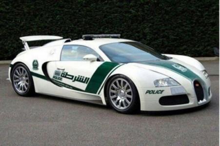 Dubai: The Glamorous Fleet Of Fast Police Cars-2
