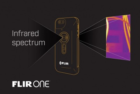 FLIR-1 Brings Thermal Imaging To The Palm Of iPhone Users-
