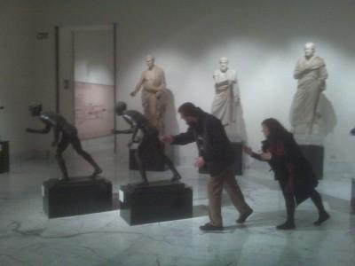 22 People Caught Having Fun In The Museum-11