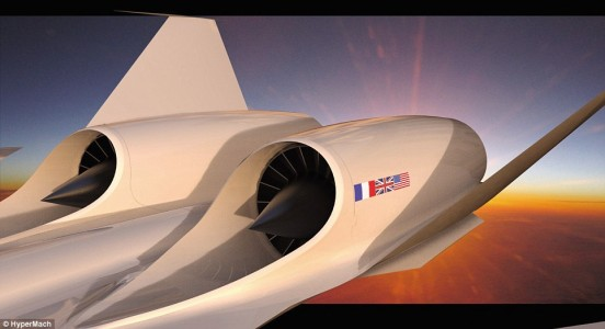 SonicStar: Supersonic Jet In Making will be 2X faster than Concorde-