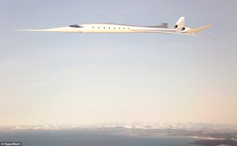 SonicStar: Supersonic Jet In Making will be 2X faster than Concorde-1