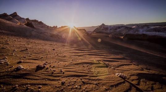 The Starry Sky Of The Atacama Desert, San Pedro, South America, Reveals Its Splendor (Video)-
