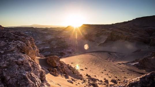 The Starry Sky Of The Atacama Desert, San Pedro, South America, Reveals Its Splendor (Video)-10