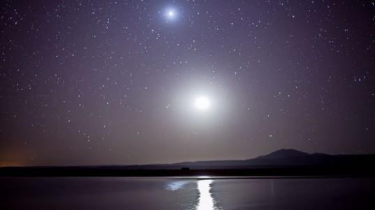 The Starry Sky Of The Atacama Desert, San Pedro, South America, Reveals Its Splendor (Video)-15