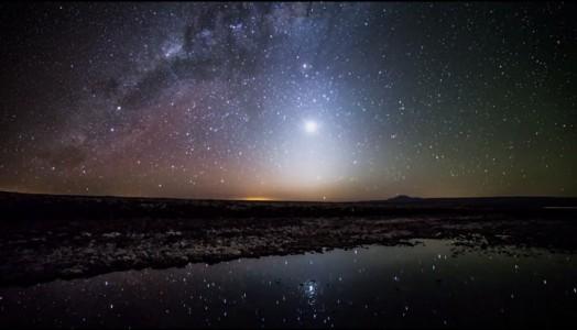 The Starry Sky Of The Atacama Desert, San Pedro, South America, Reveals Its Splendor (Video)-2