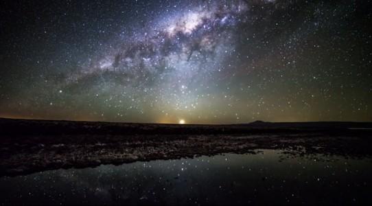 The Starry Sky Of The Atacama Desert, San Pedro, South America, Reveals Its Splendor (Video)-4