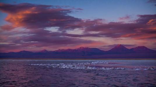 The Starry Sky Of The Atacama Desert, San Pedro, South America, Reveals Its Splendor (Video)-6