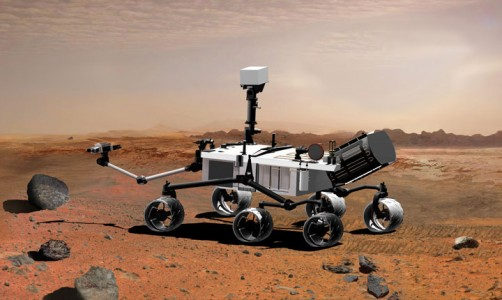 The Discovery Of A Mysterious Rock On Mars Intrigues The Scientific Community-2