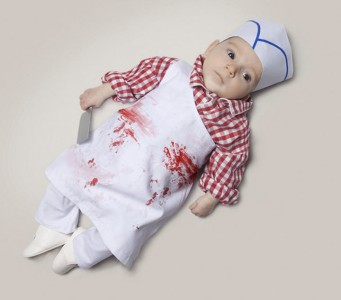 Brice mill A Photographer Visualizes The Possible Future Occupations Of An Adorable Baby-11