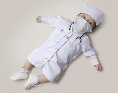 Brice mill A Photographer Visualizes The Possible Future Occupations Of An Adorable Baby-7