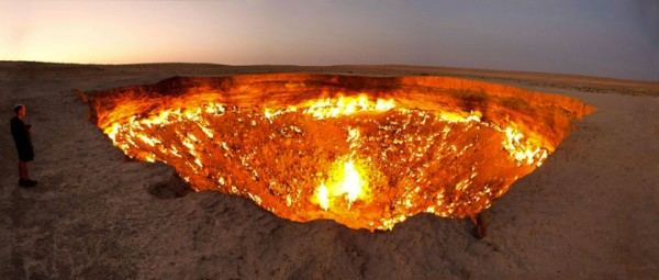 The Top 15 Most Impressive/strange Craters On the surface of Earth-