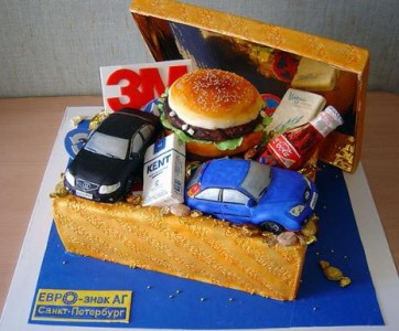 Unbelievable Cake Designs For A Unforgetable and Memorable Anniversary-4