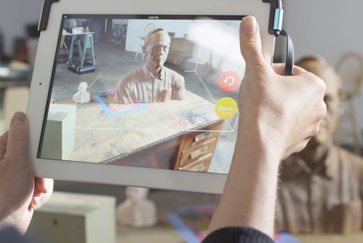 iPad Application To Transform Everything Around You Into Video Game-5