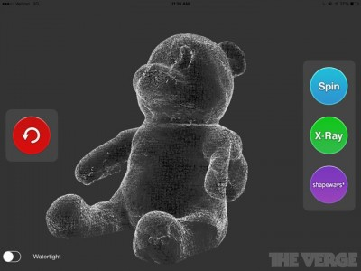 iPad Application To Transform Everything Around You Into Video Game-7