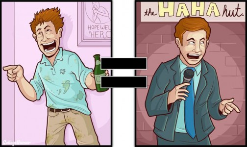 Series Of Hilarious Illustrations Shows How Alcohol Impairs Your Judgment-1