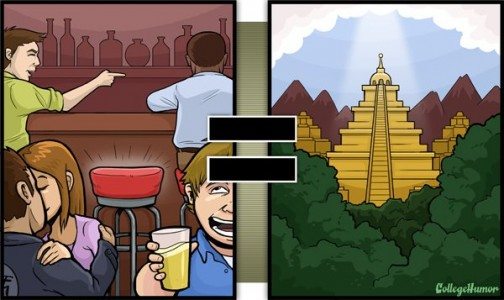 Series Of Hilarious Illustrations Shows How Alcohol Impairs Your Judgment-10