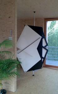 Kelemens Torggler Amazing Doors Fold Onto Themselves Like Origami-3