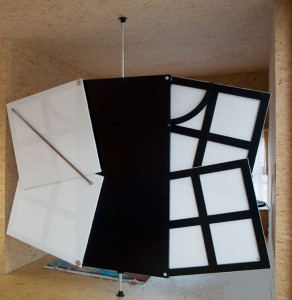 Kelemens Torggler Amazing Doors Fold Onto Themselves Like Origami-4
