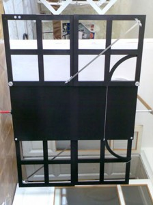 Kelemens Torggler Amazing Doors Fold Onto Themselves Like Origami-7