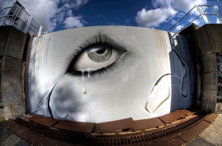 An Abandoned Flemish City Becomes A Giant Canvas Dedicated To Street Art (Photo Gallery)-10