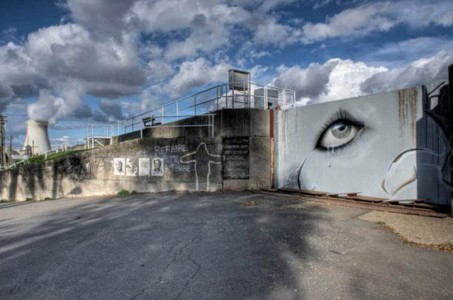An Abandoned Flemish City Becomes A Giant Canvas Dedicated To Street Art (Photo Gallery)-9