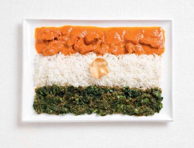 18 Appetizing National Flags Made Using Their Delicious Food Dishes-