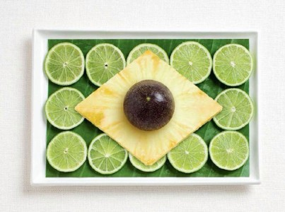 18 Appetizing National Flags Made Using Their Delicious Food Dishes-3
