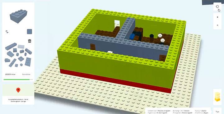 Build With Chrome App Enables You To Build virtual LEGO buildings Anywhere In The World (Video)-1