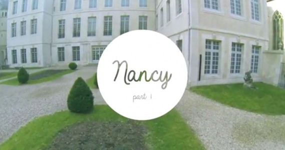 Discover The Beauty Of French City Of Nancy As Filmed By A Drone-