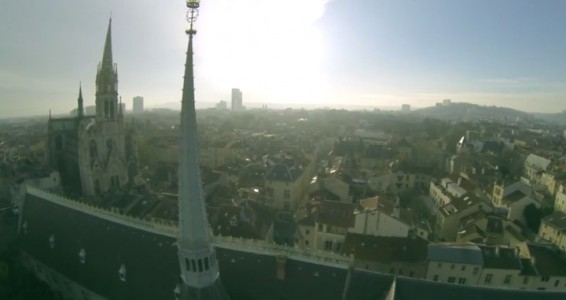 Discover The Beauty Of French City Of Nancy As Filmed By A Drone-1