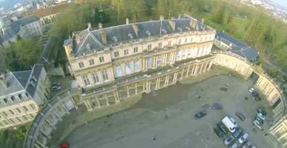 Discover The Beauty Of French City Of Nancy As Filmed By A Drone-10