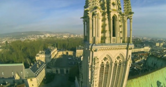 Discover The Beauty Of French City Of Nancy As Filmed By A Drone-11