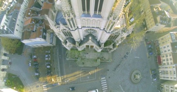 Discover The Beauty Of French City Of Nancy As Filmed By A Drone-9
