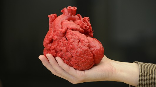Doctors Use 3D-Printed Heart Model To Perform A Life-Saving Surgery (Video)-