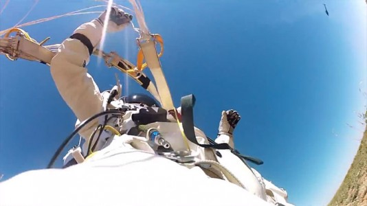 Experience Of World's Highest Jump As If You Were There -10