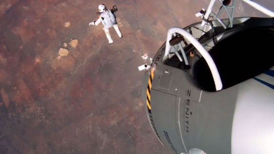 Experience Of World's Highest Jump As If You Were There -5