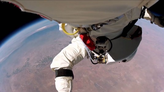 Experience Of World's Highest Jump As If You Were There -6