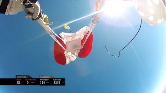Experience Of World's Highest Jump As If You Were There -9