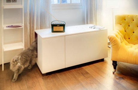 Furniture Designs To Make Your Apartment An Animal paradise-27