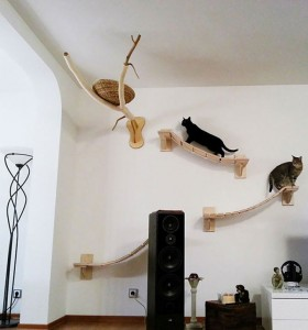Furniture Designs To Make Your Apartment An Animal paradise-30