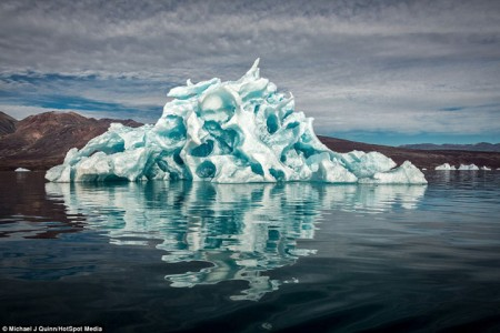 Greenland : Discover The Impressive Icebergs Sculpted By Nature With Beauty-1